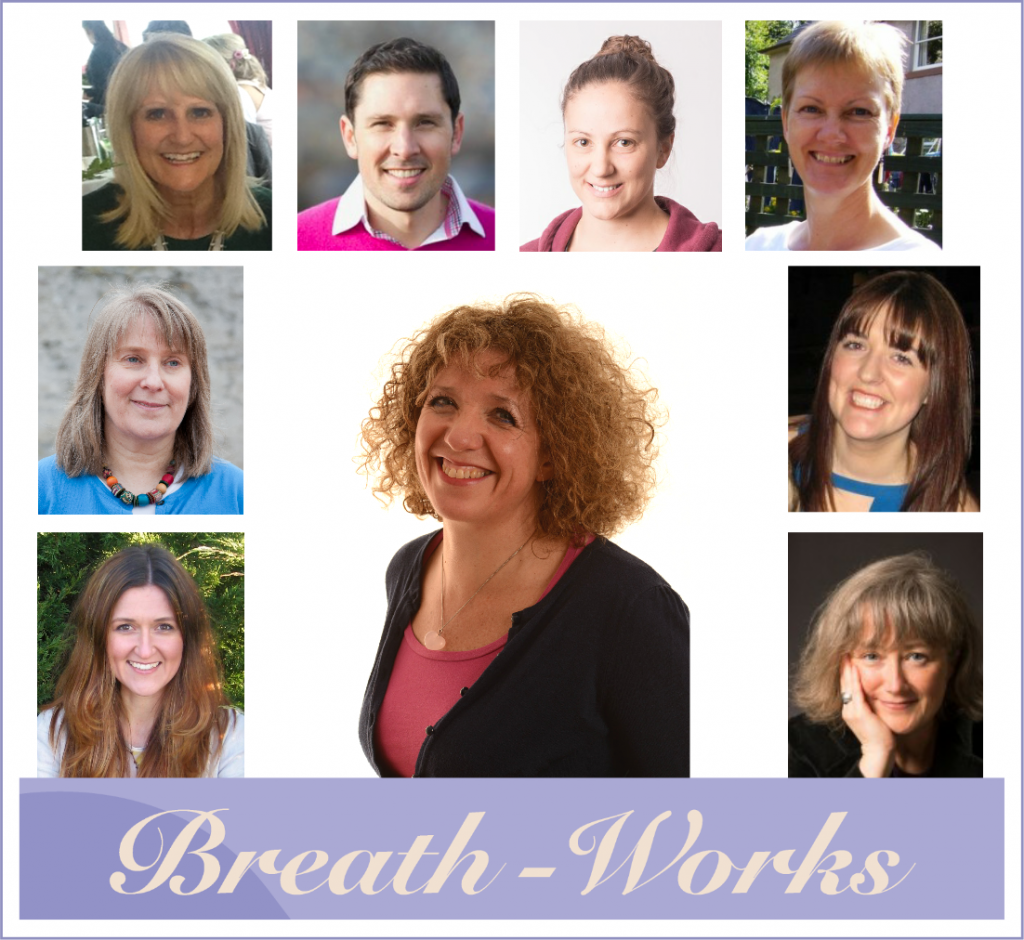 Breath-Works therapists